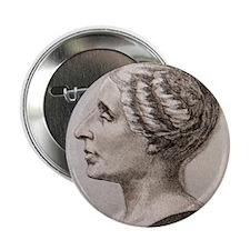 "Sophie Germain (1776- 1831) 2.25"" Button"