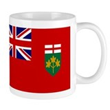 Ontario Flag Small Mugs