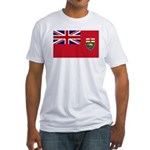 Manitoba Fitted T-Shirt