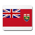 Manitoba Flag Mousepad