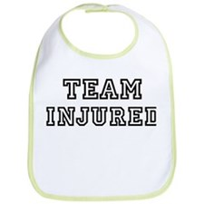 Team INJURED Bib