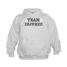 Team INJURED Hoodie