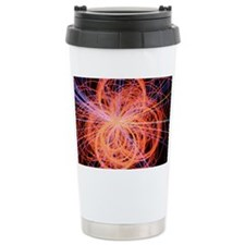 Simulation of Higgs boson produ Ceramic Travel Mug