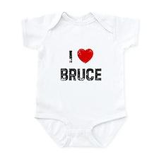 I * Bruce Infant Bodysuit