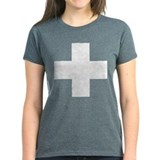 Switzerland Flag  T