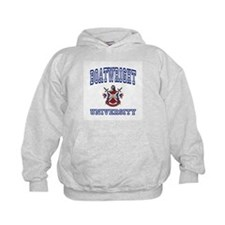 BOATWRIGHT University Hoodie