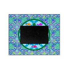 greenturtle_pillowcase_rs Picture Frame