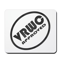 VRWC Approved Mousepad