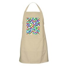 Rod-shaped bacteria Apron