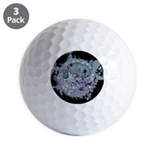 Carcinoma cell, colored transmission el Golf Ball