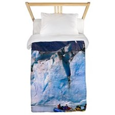 Rafting on Lowell lake, Canada Twin Duvet