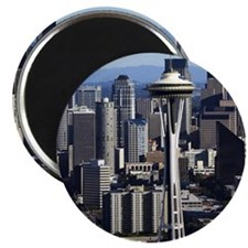 Downtown Seattle Magnet