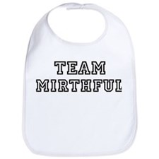 Team MIRTHFUL Bib