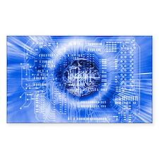 Quantum computing Bumper Stickers
