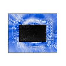 Quantum computing Picture Frame