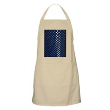 Punched holes in aluminium sheet Apron