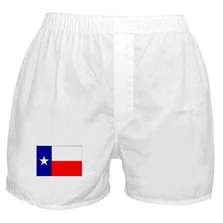 Texas Flag Boxer Shorts