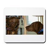 Vizsla Mousepad by bcj19