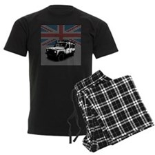 Union Jack Land Rover Defender Pajamas