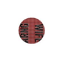 ARNG Wife Mini Button