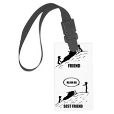 Friend / Best Friend Luggage Tag