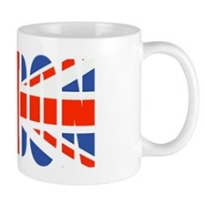 London Union Jack T Coffee Mug