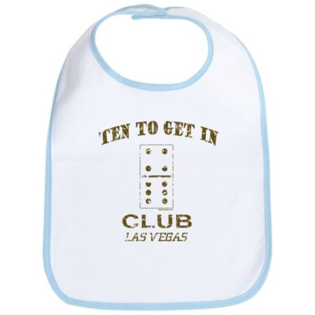Club 10 to Get In Bib