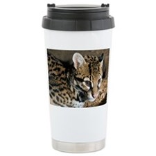 Ocelot Ceramic Travel Mug