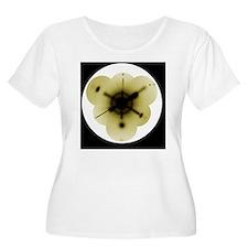 Neon atom, ar T-Shirt