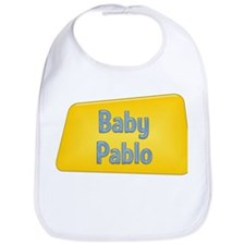 Baby Pablo Bib