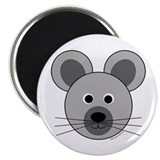"Marvin the Mouse 2.25"" Magnet (100 pack)"