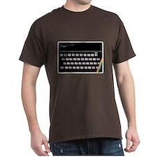 Sinclair ZX Spectrum T-Shirt