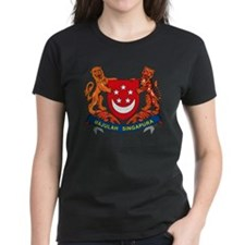 Singapore Coat of Arms Tee