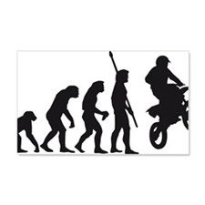 evolution motocross Wall Decal