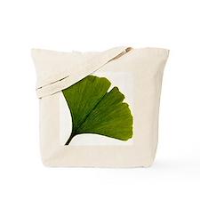 Leaf of Ginkgo biloba Tote Bag