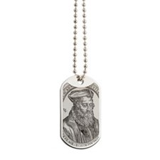 Laurent Joubert, French physician Dog Tags
