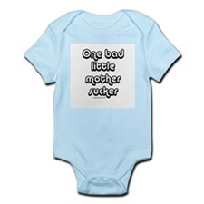 Funny Breastfed Infant Bodysuit