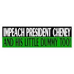 Impeach President Cheney (bumper sticker)