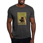 B..air guitar Charcoal T-Shirt
