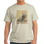 Brown Mottle West Light T-Shirt