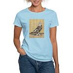 Brown Mottle West Women's Light T-Shirt