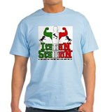 Classic Italian Stallion Light Blue T-Shirt