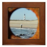 Hatteras Framed Tile