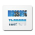 Massage Therapy Beach Mousepad
