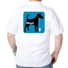 iWoof Fox Terrier T-Shirt