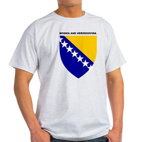 Bosnia_and_Herzegovina Light T-Shirt