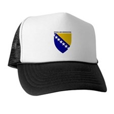 Bosnia_and_Herzegovina Trucker Hat