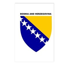 Bosnia_and_Herzegovina Postcards (Package of 8)
