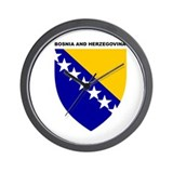 Bosnia_and_Herzegovina Wall Clock