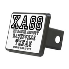 TEXAS - AIRPORT CODES - XA Hitch Cover